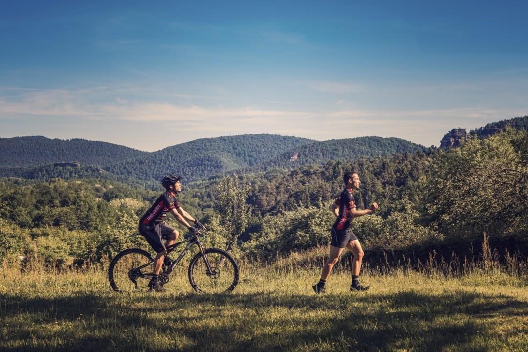 trailland bike run